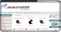 online laptop shop